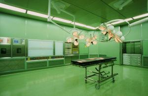 中央手術室・バイオクリーン室