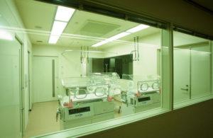 産婦人科・新生児室