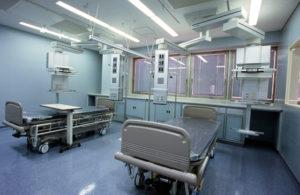 重症患者観察室(HCU)